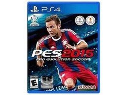 Imagen de PLAYSTATION 4 PES 2015 Pro Evolution Soccer