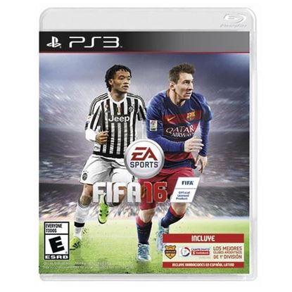 Imagen de PS3 FIFA 2016