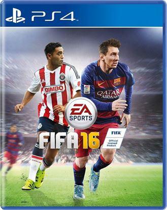 Imagen de PS4 FIFA 2016